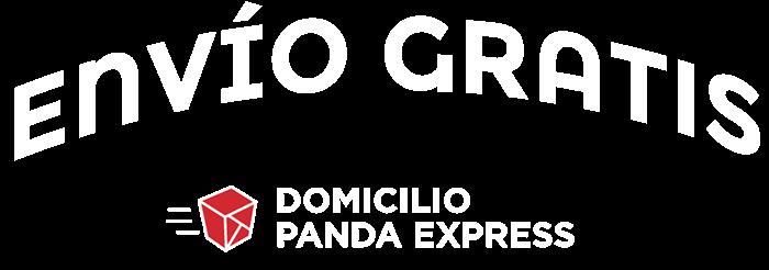 ENVÍO GRATIS -  DOMICILIO PANDA EXPRESS
